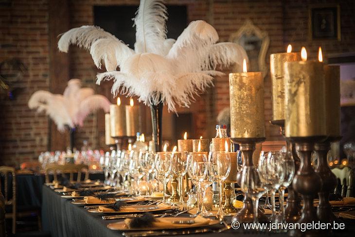 Verhuur Decoratie Huwelijk Trouwfeest