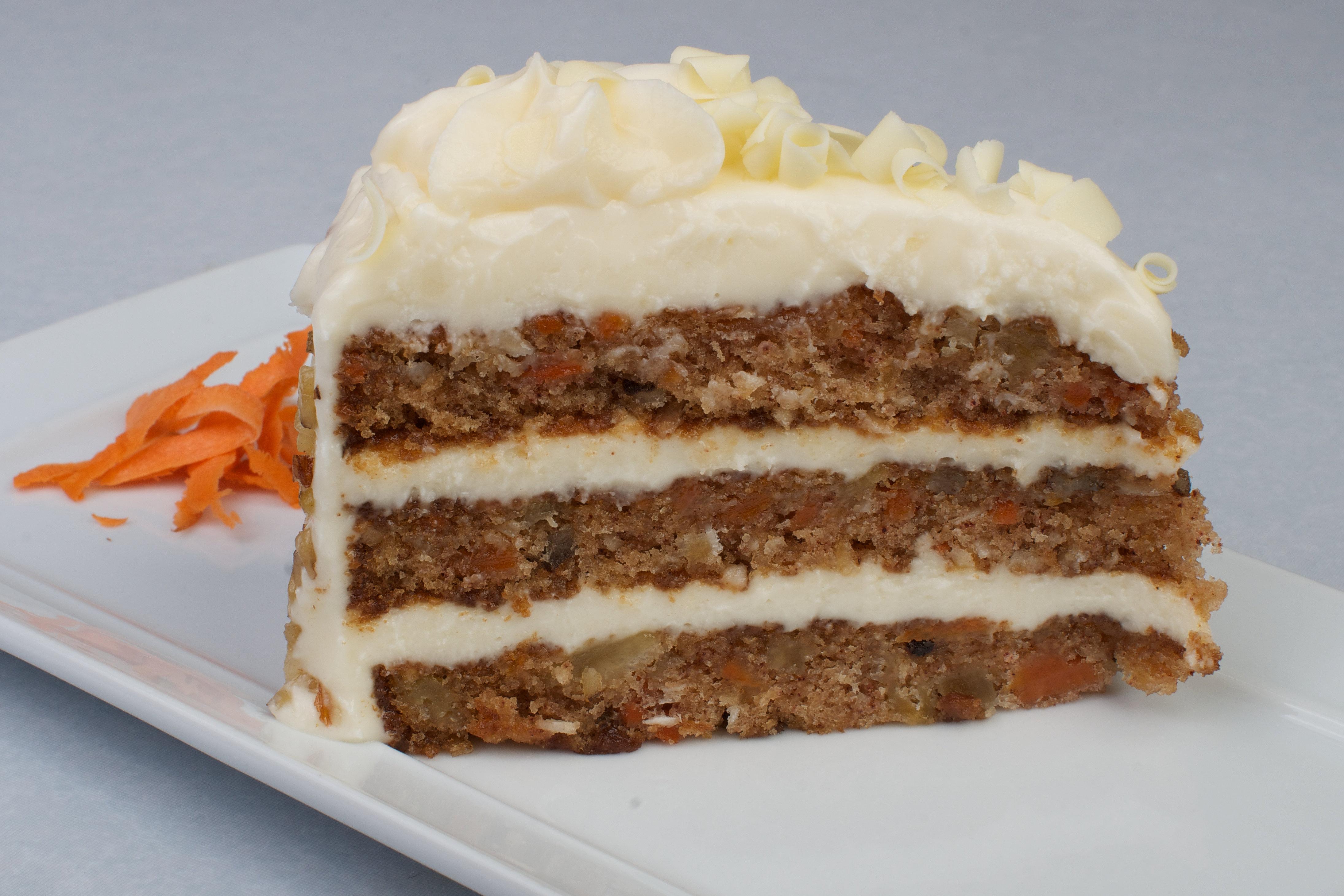 The Gourmet Cake