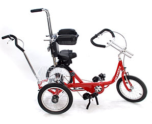 Rehatri Rear Steer Tricycle