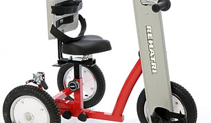 Rehatri 12 inch Hand and Foot Cycle