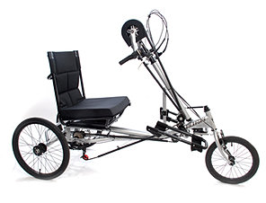 Semi Recumbent Hand Cycle €1125