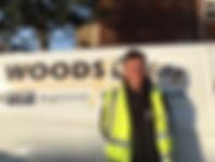 woods builders, site superviser