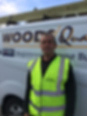 site manager, woods builders