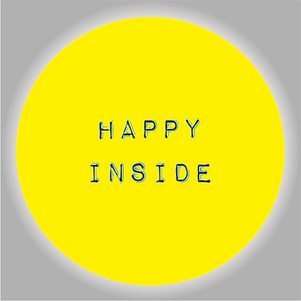 Image result for happy on the inside