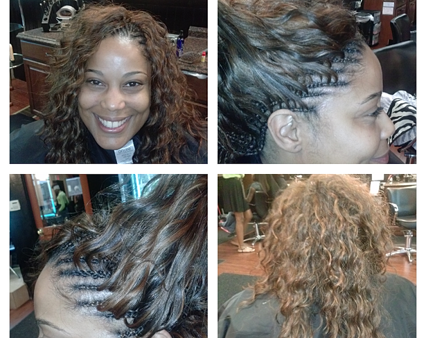 Tree Braids Stylist Dayton Ohio hairstylegalleries.com