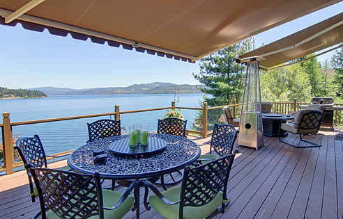 Lake Coeur d'Alene Views