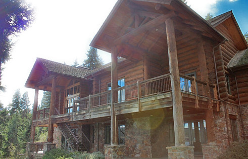 Expansive Decks and Lake Views
