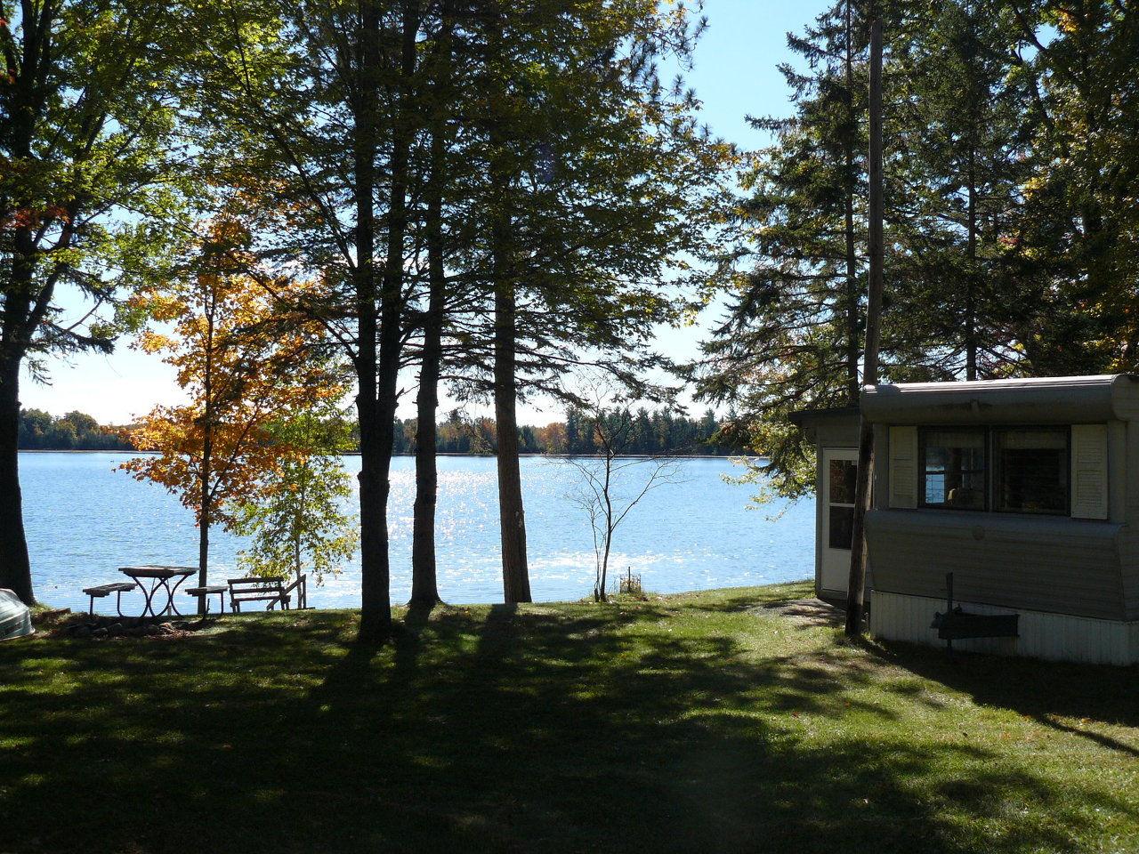 Wisconsin Lakefront Cabin Rentals