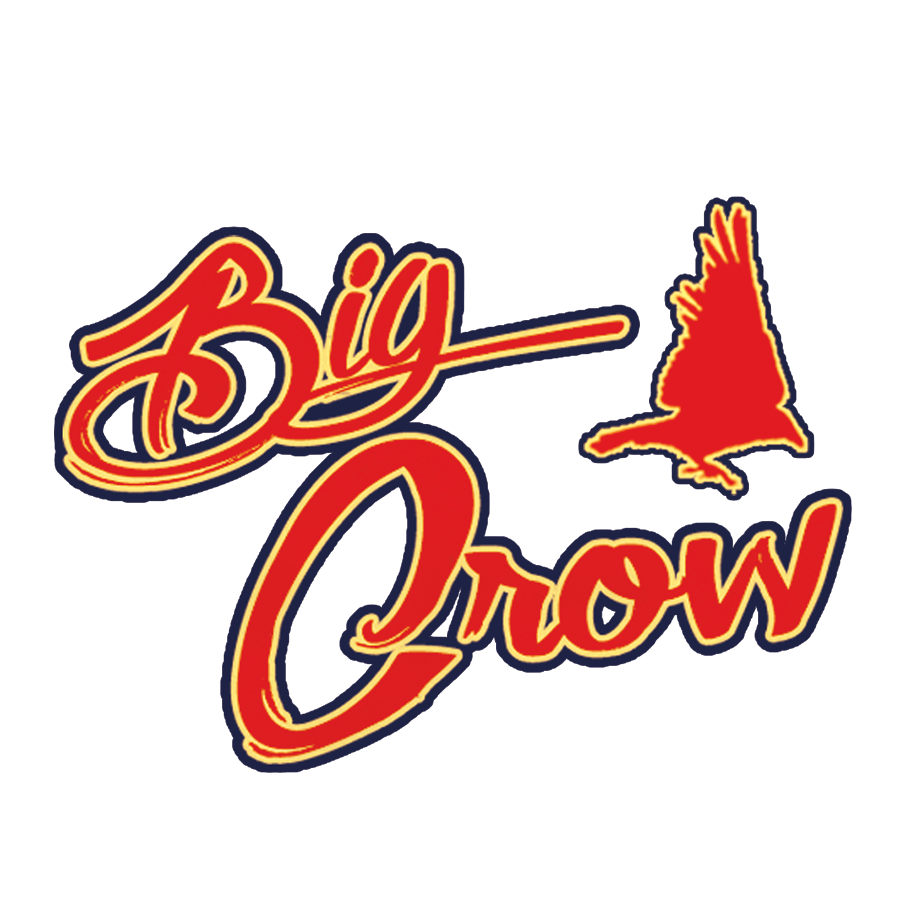 Big Crow BBQ loving from Anthony Rose   Open All Year Long