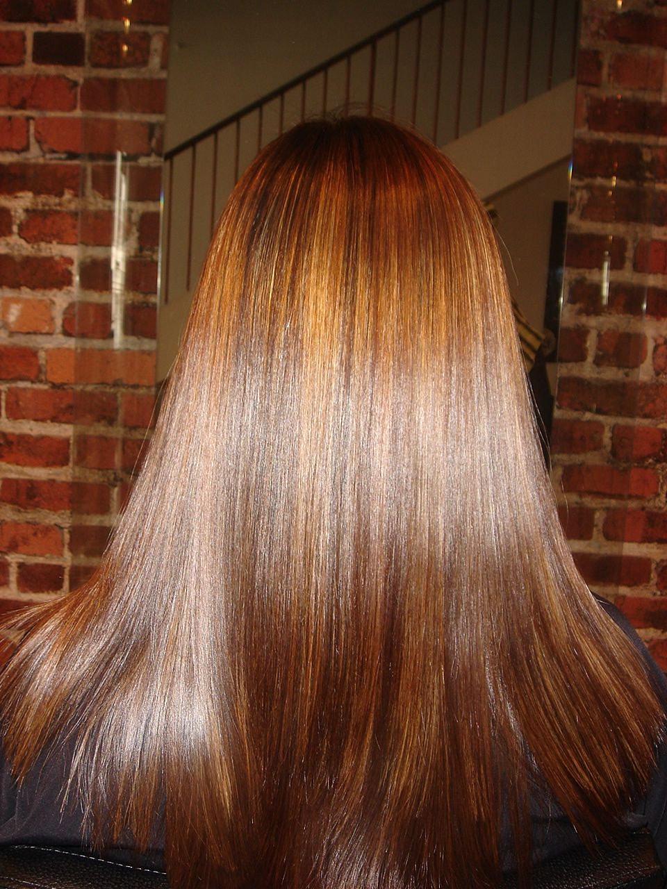 Japanese Hair Straightening And Thermal Hair Straightening