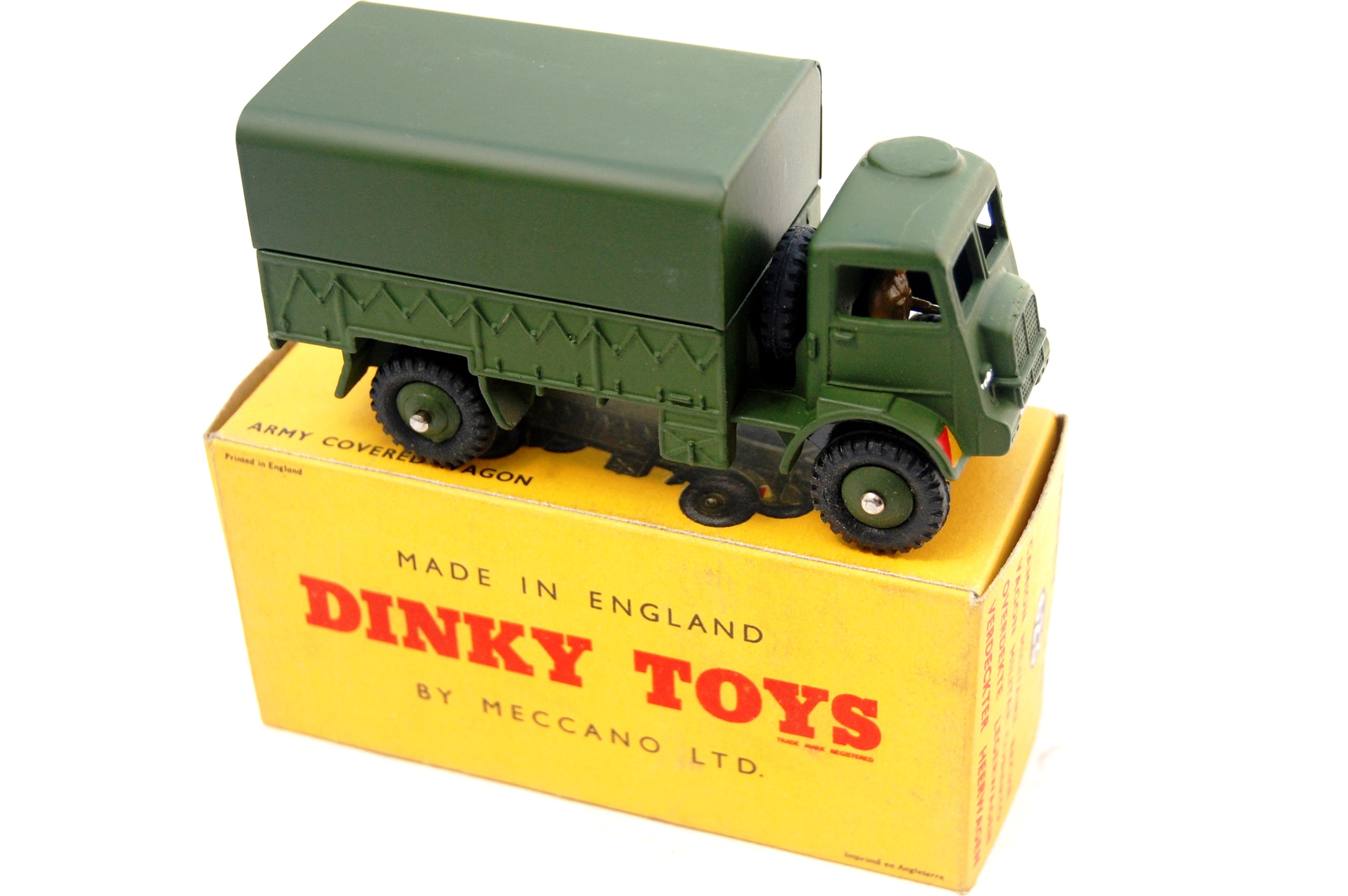 The Dinky Toys - The Colour Of Sex
