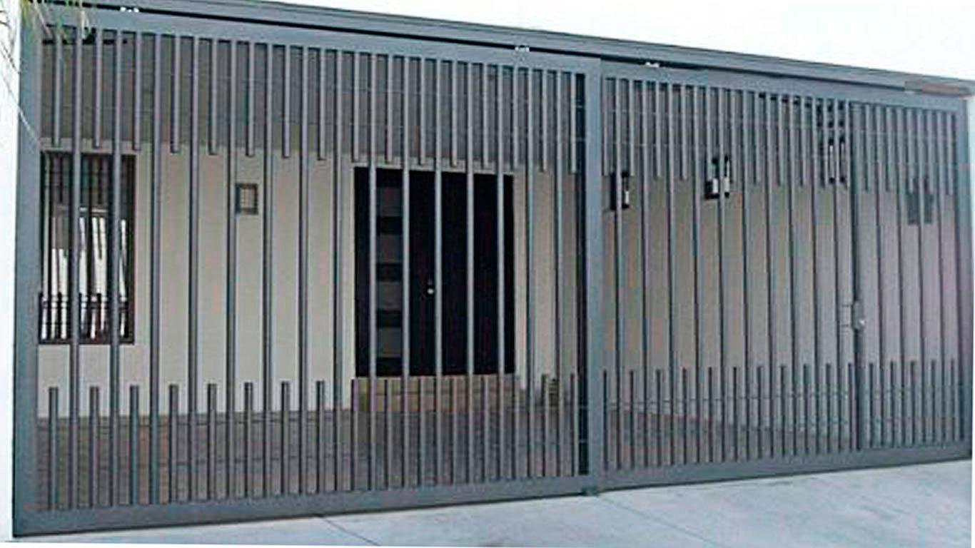Puertas autom ticas intesmex m xico d f cotiza for Fotos de portones de herreria modernos