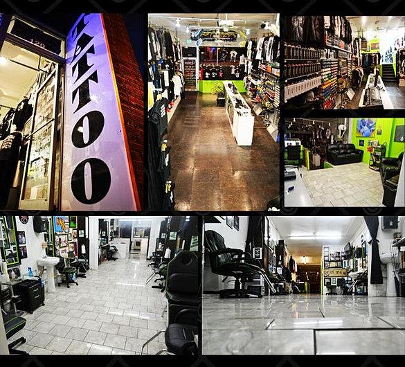 Best tattoo shop in denver for Best tattoo shops in denver co