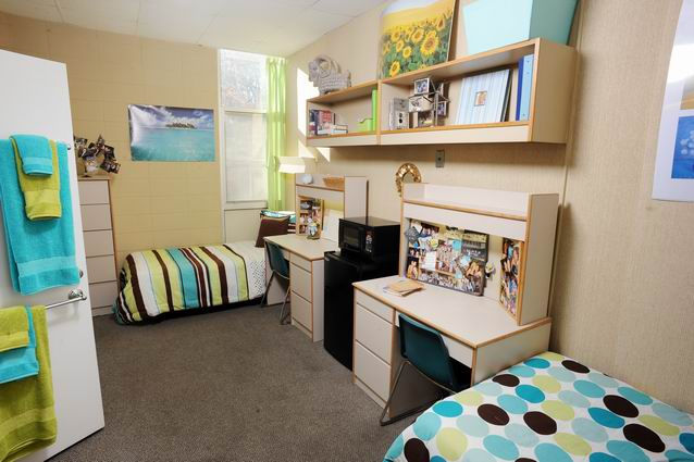 A guide to dorms for freshmen at NC State  College Town