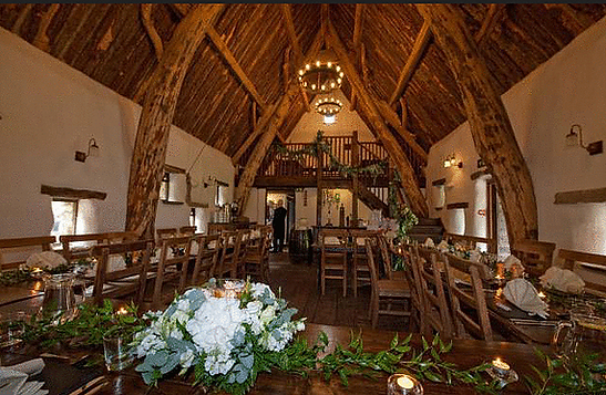 The Craven Arms With Its Real Log Fires And Great Friendly Atmosphere Provides Perfect Wedding Venue Heather Thatched Roof Soaring Oak