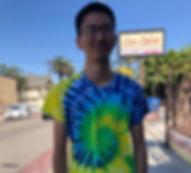 Michael in tie dye Tshirt.jpg