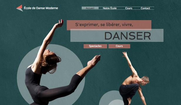 École de Danse Moderne