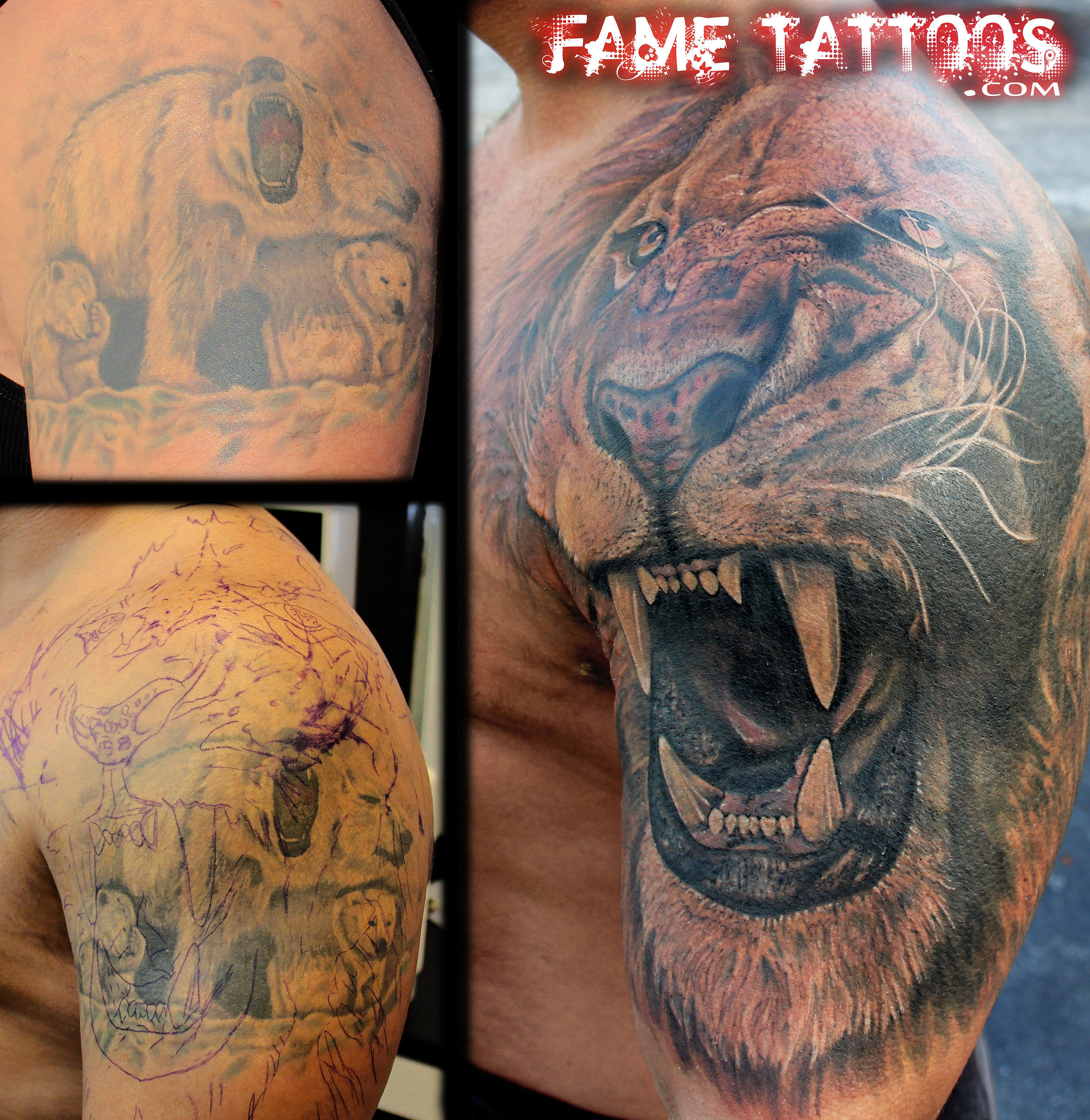 Fame tattoos best tattoo artist in miami miami tattoo for South florida tattoo