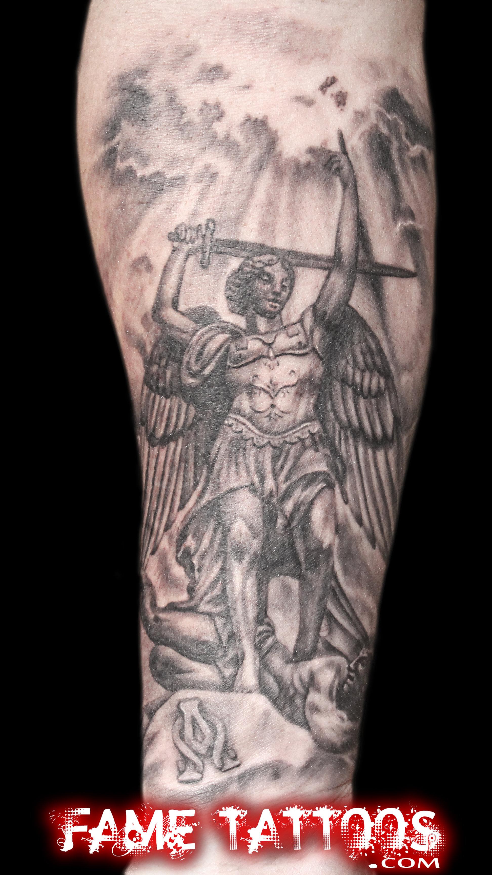 Fame tattoos best tattoo artist in miami miami tattoo for Tattoo shops in stl
