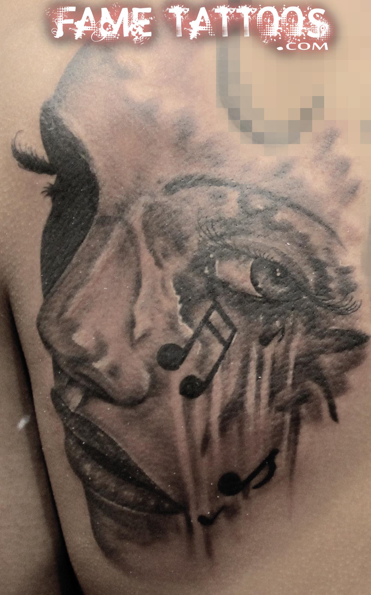 Fame tattoos best tattoo artist in miami miami tattoo shops for Best tattoo artist in florida