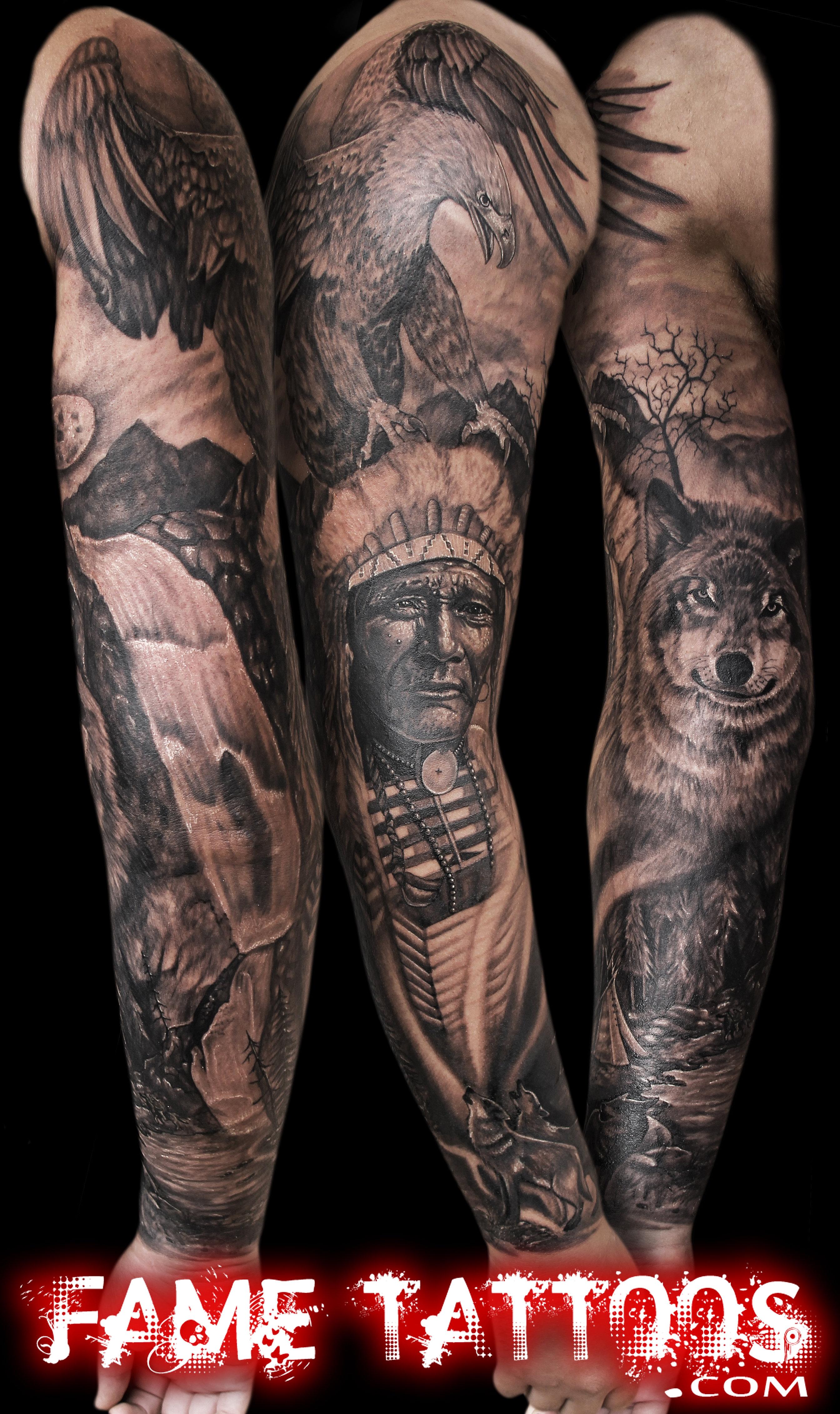Fame tattoos best tattoo artist in miami miami tattoo for Best tattoo artists in america