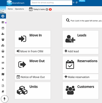 StoreSmart Operations software