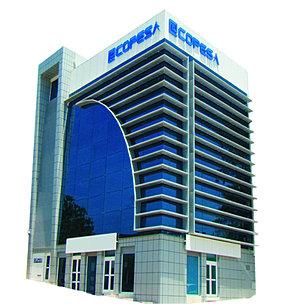 Copesa instalaciones for Blau hotels oficinas centrales