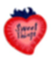 Sweet Things Bakery Logo