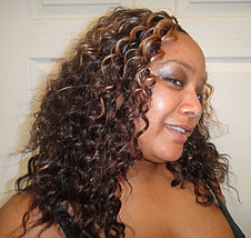 2Sew-In with Cornrows