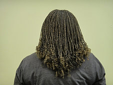 Braiding Style - Long Kinky Twists
