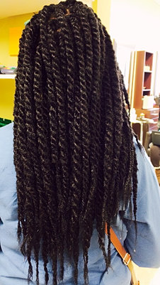 Large Size Senegalese Twists