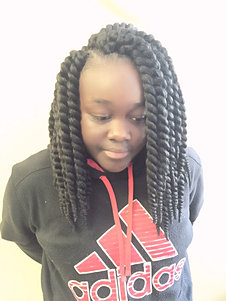 Jumbo size twists - Sunu Hair Briads