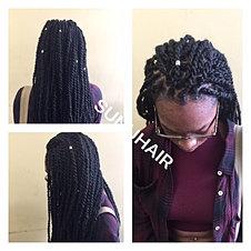 Senegalese Twists - Sunu hair