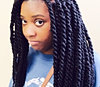 Long Senegalese Twist