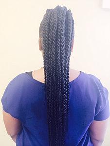 Sunu Hair Braiding Cornrows Twists