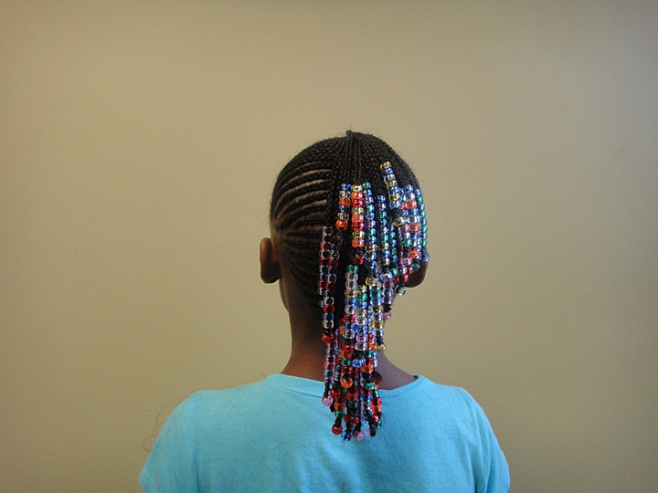 Cornrows On Natural Hair Without Extensions
