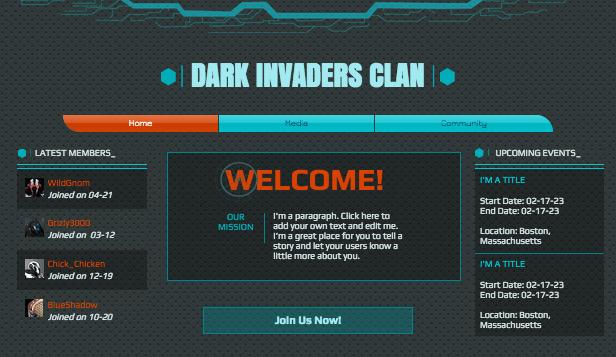 Gaming Clan