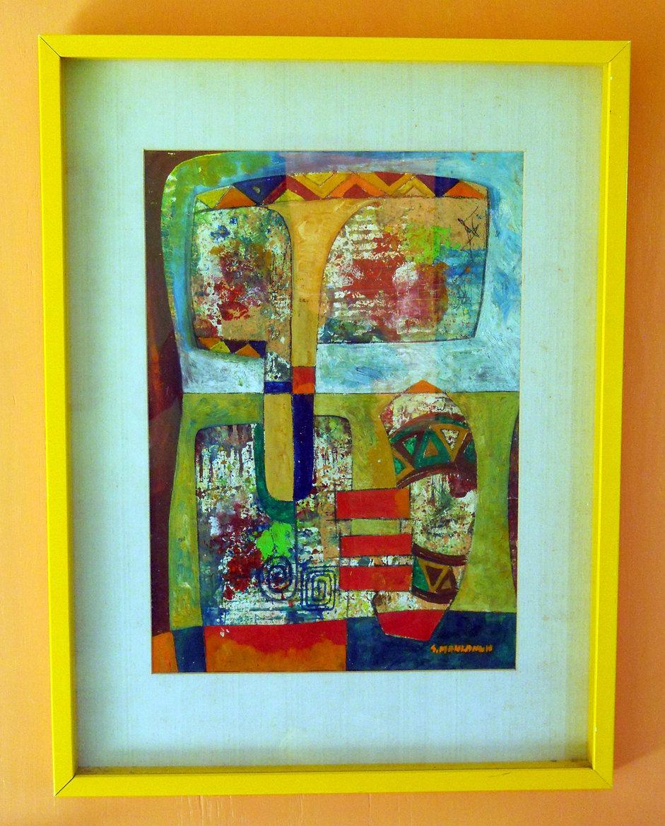 Grenada Apartment Artwork