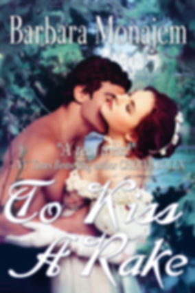 To Kiss a Rake by Barbara Monajem