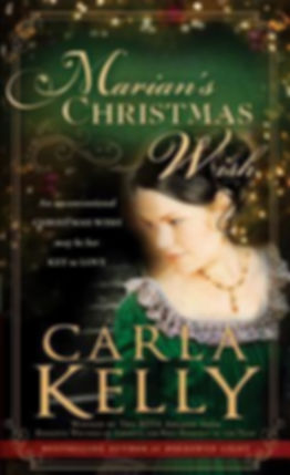 Marian's Christmas Wish by Carla Kelly