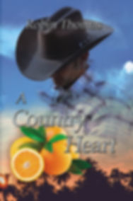A Country Heart by Robin Thomas