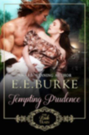 Tempting Prudence by E.E. Burke