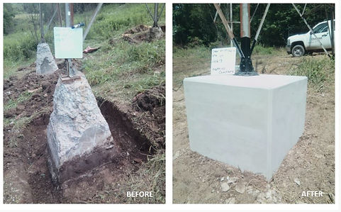 Concrete Foundation Before and After.JPG