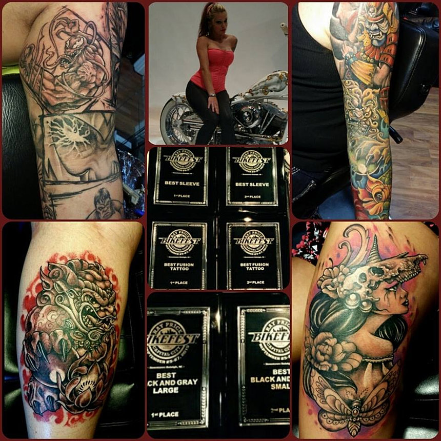 401 tattoo for Best tattoo shops in raleigh