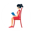 Approriate reading materisals for adults
