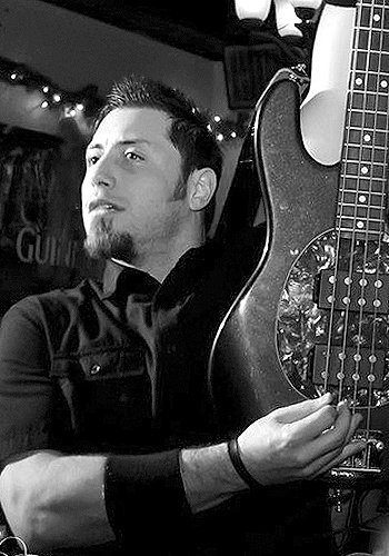Gerald Vitale: bass and vocals
