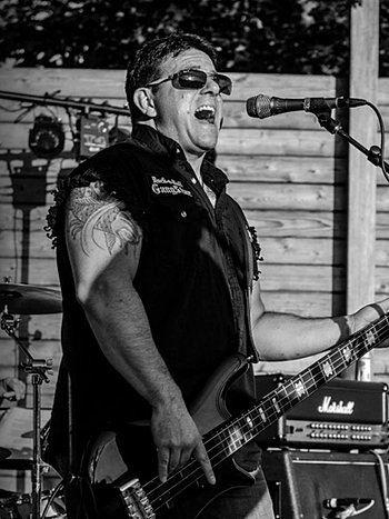 Jay Brachman: bass and vocals