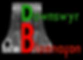 dawnswyr blaenafon logo black 2.png