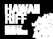 Sherpa_hawaii_riff_24x18mm_weiss_Schrift