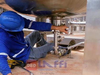 Supervisão de Instalação de Filtros e Sistemas Filtrantes
